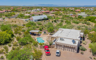 Pima County Single Family Home For Sale: 361 N Del Sur Drive