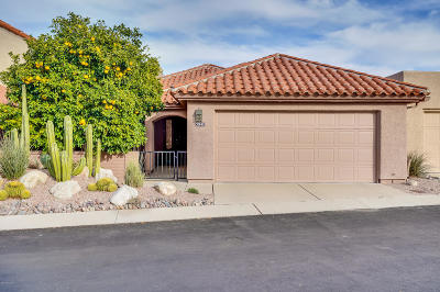 Pima County Single Family Home For Sale: 5940 N Misty Ridge Drive