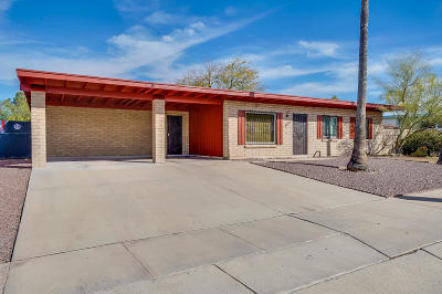 Pima County Single Family Home For Sale: 2141 E Honeysuckle Street
