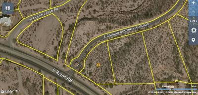 Tucson Residential Lots & Land For Sale: 3122 E Camino Boscaje Escondido #.