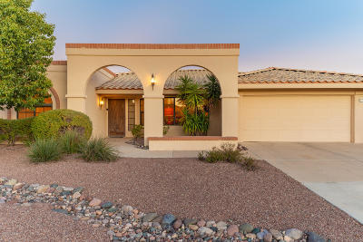 Oro Valley Rental For Rent: 14670 N Wonderview Drive