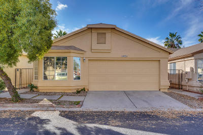 Pima County Single Family Home For Sale: 2983 W Laquila Aerie
