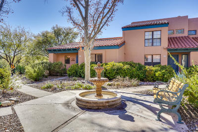 Pima County, Pinal County Townhouse For Sale: 5314 N Paseo De La Terraza