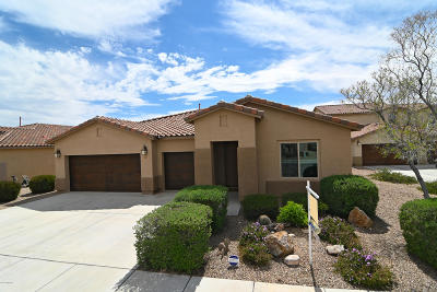 Marana Single Family Home For Sale: 4321 W Thunder Ranch Place