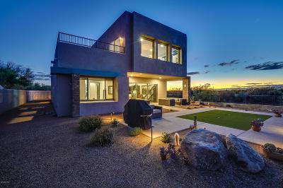 Oro Valley Single Family Home Active Contingent: 13117 N La Canada Drive