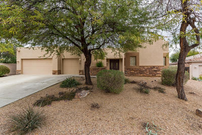 Oro Valley Single Family Home For Sale: 734 W Sand Rake Drive