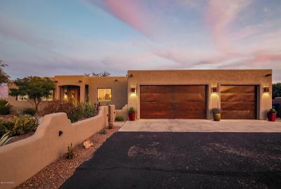 Tucson Single Family Home Active Contingent: 5460 W Black Powder Place