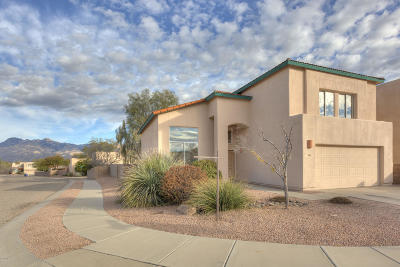 Tucson Single Family Home For Sale: 8867 E Desert Lily Place