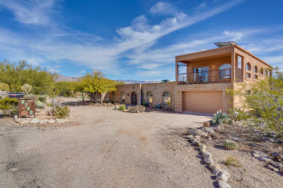 Tucson Single Family Home For Sale: 3780 N Tanuri Drive
