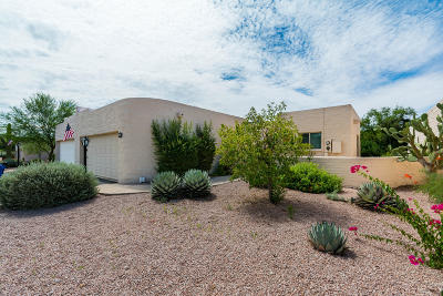 Pima County, Pinal County Townhouse For Sale: 5520 E Valle Del Sol