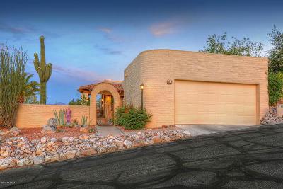 Tucson Townhouse For Sale: 5101 N Camino De La Cumbre