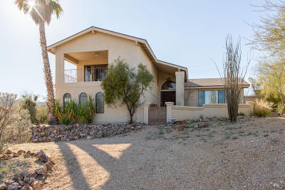 Tucson Single Family Home Active Contingent: 1831 N Camino Claveles