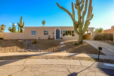 Tucson Single Family Home For Sale: 9654 E Vicks Place