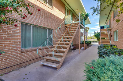Tucson Condo For Sale: 525 N Country Club Road #P63