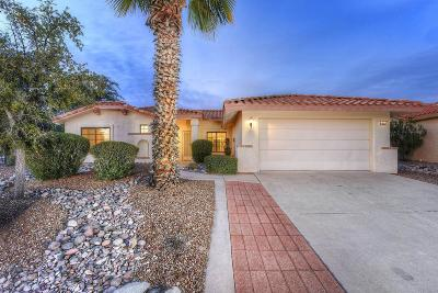 Oro Valley Single Family Home For Sale: 931 E Rising Sun Drive