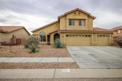 Tucson Single Family Home For Sale: 6527 W Cedar Branch Way