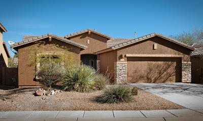 Tucson Single Family Home For Sale: 7112 W Amber Burst Court