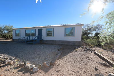 Sahuarita Manufactured Home For Sale: 6610 E Noyes Street