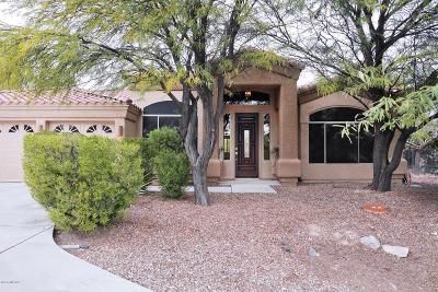 Tucson Single Family Home For Sale: 4732 W Mallow Lane