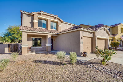 Sahuarita Single Family Home For Sale: 14439 S Placita Asidera