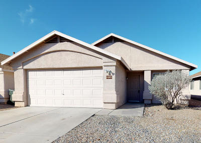 Pima County Single Family Home For Sale: 1645 E St Apollonia Street