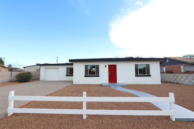 Tucson Single Family Home For Sale: 316 E Lester Street