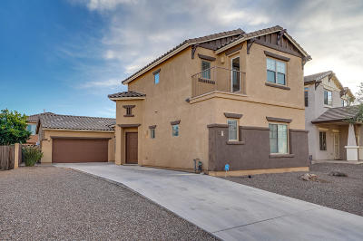 Sahuarita Single Family Home Active Contingent: 57 W Camino Espiga