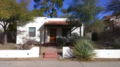 Tucson Single Family Home For Sale: 2221 E 2nd Street