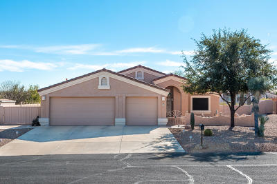 Tucson Single Family Home Active Contingent: 7712 N Via La Habra