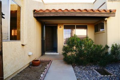 Tucson Townhouse For Sale: 4541 W Pyracantha Drive