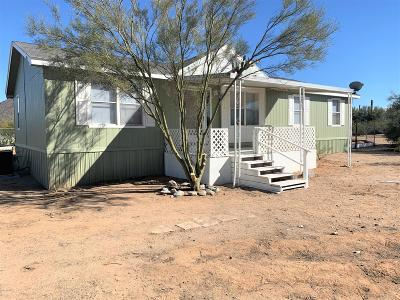 Tucson Manufactured Home For Sale: 10497 W Mars Road