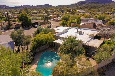 Tucson Single Family Home For Sale: 1516 S Saint Tropaz Place