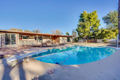 Tucson Single Family Home For Sale: E Wagon Trail Road