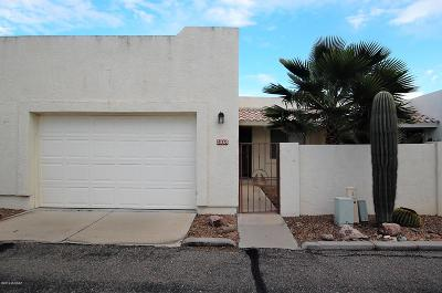 Tucson Townhouse For Sale: 2889 S Full Moon Drive