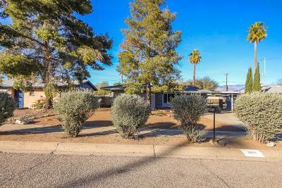 Tucson Single Family Home For Sale: 5515 E 4th Street