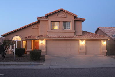 Single Family Home For Sale: 9769 E Paseo Juan Tabo