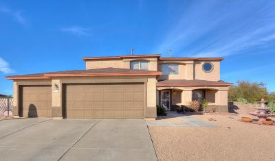 Pima County Single Family Home For Sale: 7058 W Pebble Valley Drive