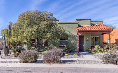 Tucson Single Family Home Active Contingent: 5412 S Civano Boulevard