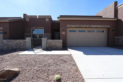Oro Valley Townhouse For Sale: 13217 N Humphrey's Peak Drive