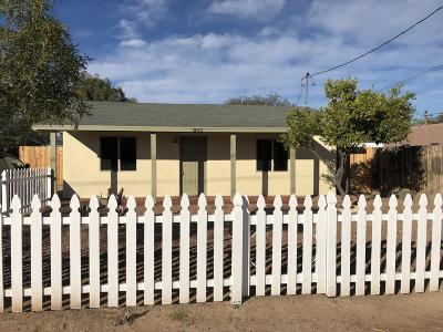 Tucson Single Family Home For Sale: 3043 N Richey Boulevard