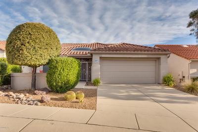 Oro Valley Single Family Home For Sale: 2205 E Sausalito Trail
