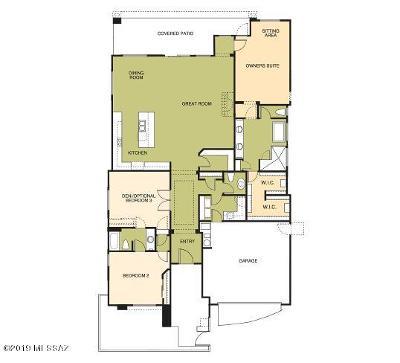 Pima County Single Family Home For Sale: 3065 E Sam Hughes Court