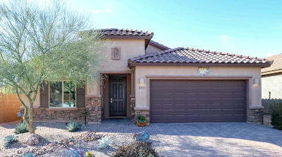 Single Family Home For Sale: 8158 N Circulo El Palmito