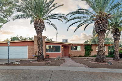 Tucson Single Family Home Active Contingent: 14 S Evelyn Avenue