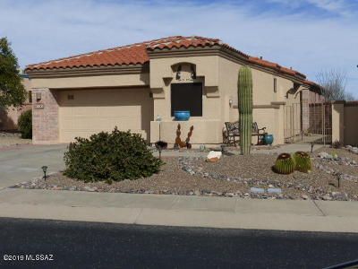 Green Valley Single Family Home For Sale: 4392 S Desert Jewel Loop