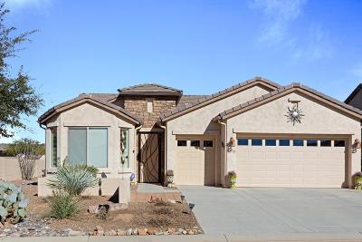 Saddlebrooke Single Family Home For Sale: 62578 E Border Rock Road
