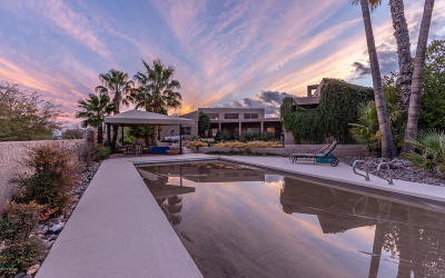 Tucson Single Family Home For Sale: 8441 E Brookwood Drive