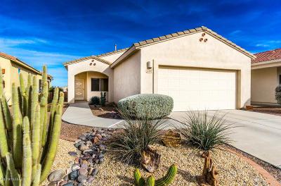 Green Valley Single Family Home For Sale: 2285 S Via Anzavita