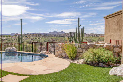 Oro Valley Single Family Home For Sale: 13969 N Honey Tree Place