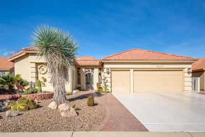 Saddlebrooke Single Family Home For Sale: 64232 E Orangewood Lane